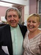 Photo of Rev Michael & Ann Pullan