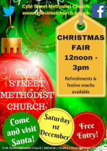 Cole Street's Christmas Fair